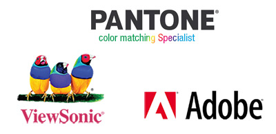 Designed on and with Viewsoinc, Pantone, Adove