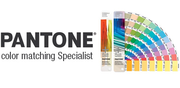 Pantone Color Matching Specialist